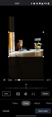 google photos new video editor 4