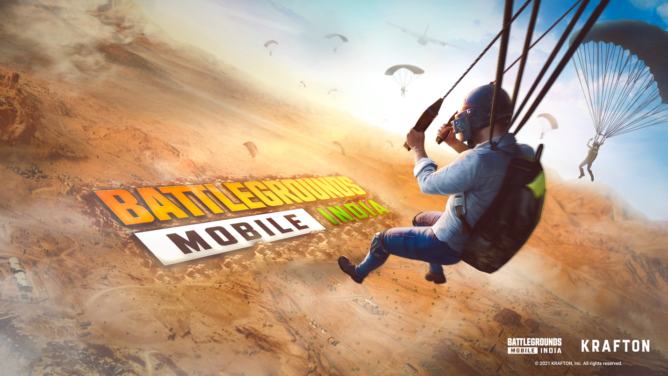 Pre-register now for PUBG India to get your 4 exclusive rewards