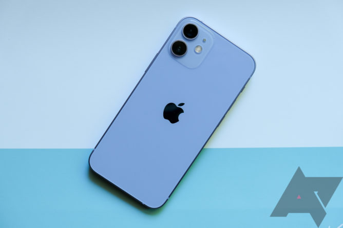 iphone 12 mini purple 1