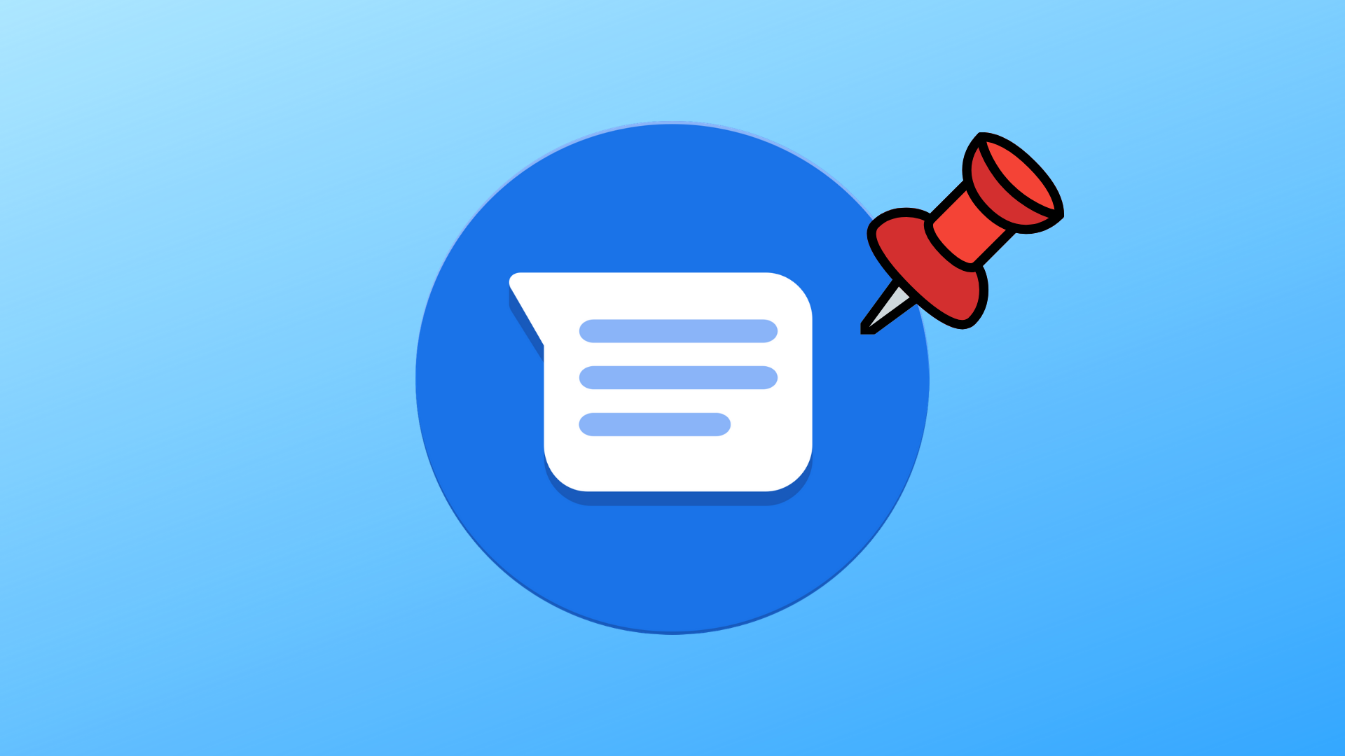 Pinned conversations are starting to arrive in Google Messages - Android Police