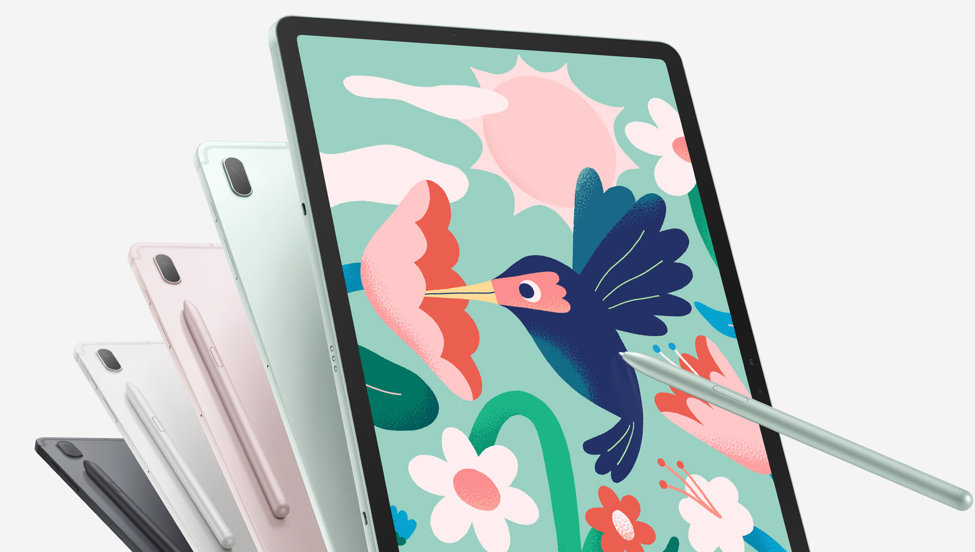 Samsung's affordable Tab A7 Lite and Tab S7 FE make their way to India