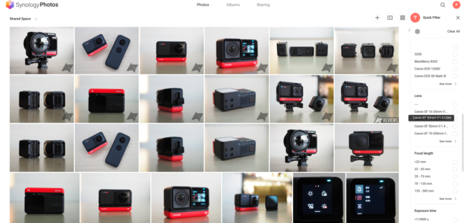 synology photos filters 2