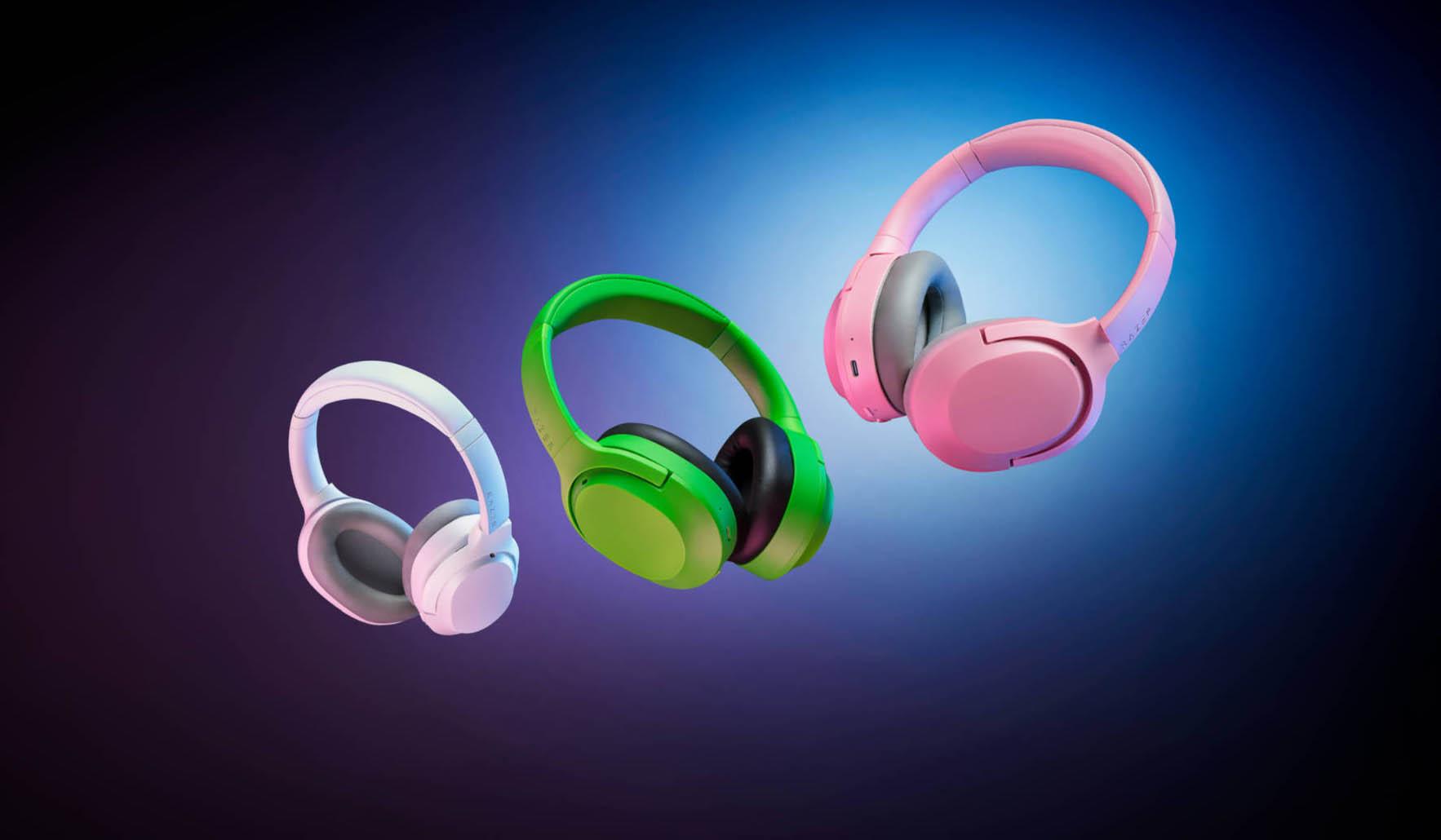 Razer's new ANC headphones slice the price of the original pair in half
