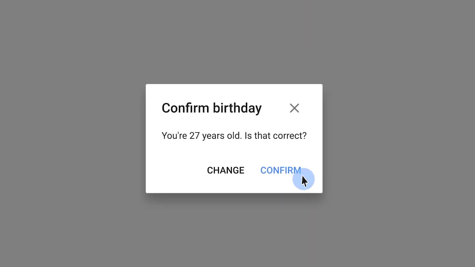 Here's why YouTube's bugging you about your age - Android Police