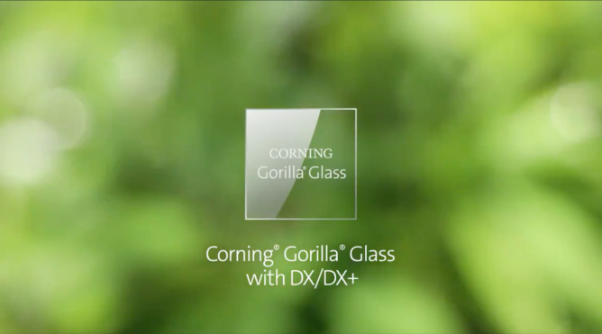 Corning's new Gorilla Glass with DX to let phones take better pictures