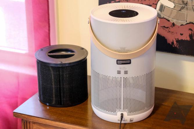 Smartmi air purifier 6