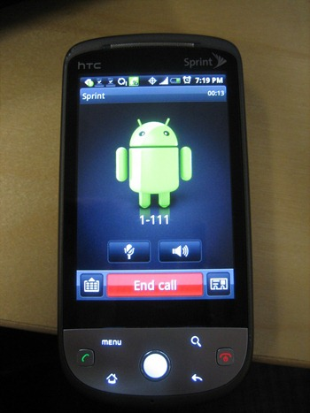 htc hero sprint. Sprint And HTC Release The