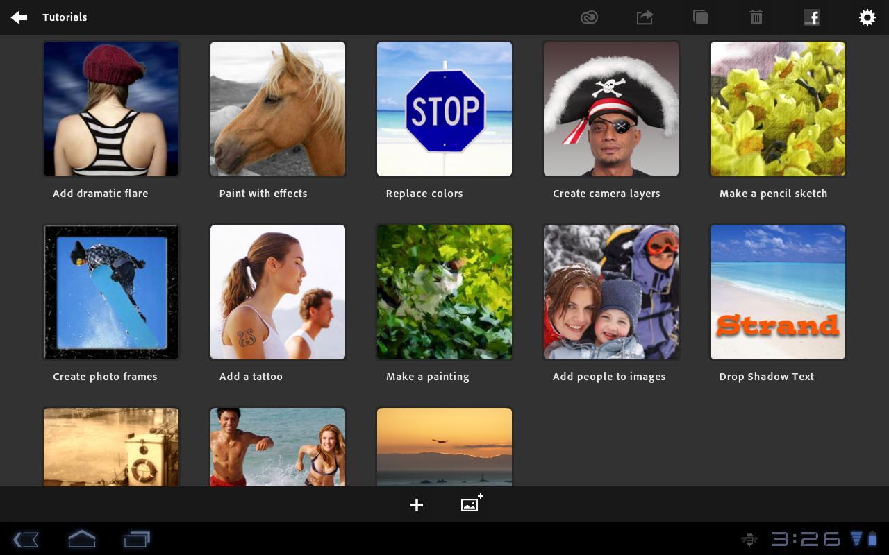 фотошоп на русском для андроид