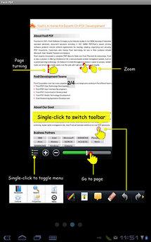 Foxit Reader Для Андроид - фото 4