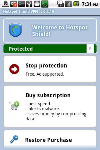 Secure remote vpn solution