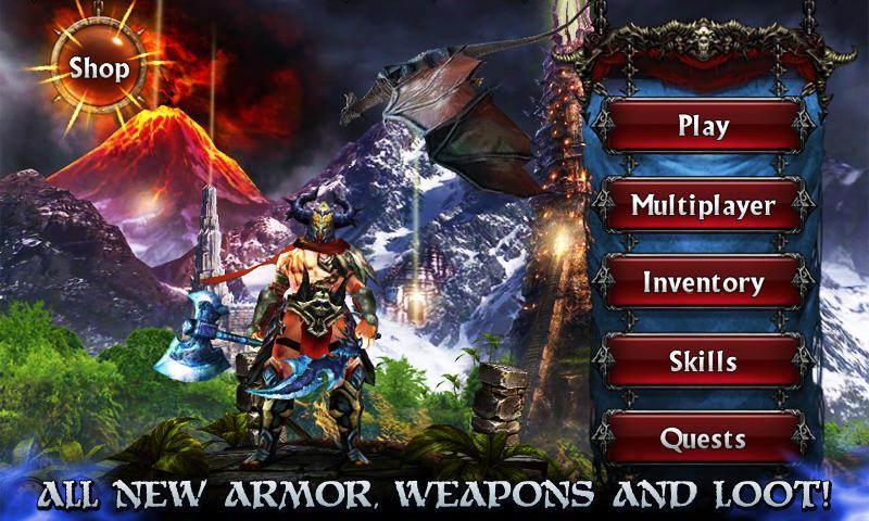 ETERNITY WARRIORS 2 - продолжение одной из лучших игр от компании Glu mobil