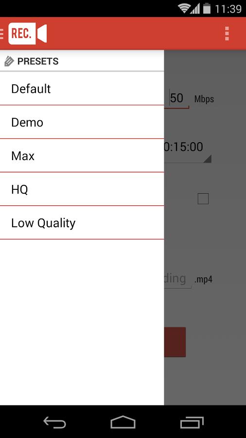 Программа На Андроид Снятие Видео Экрана