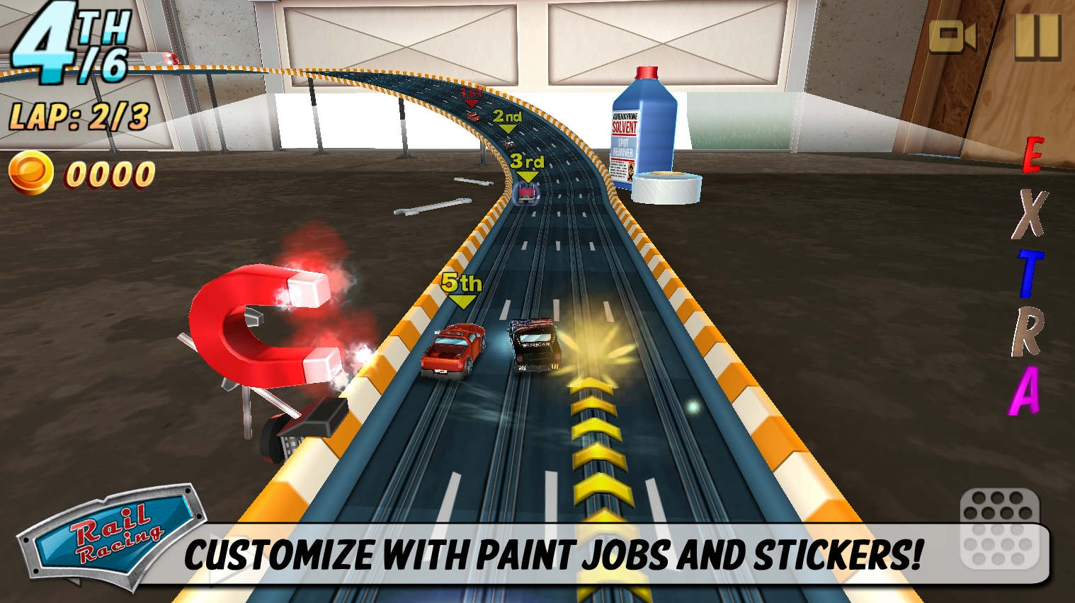 Download A Car Racing Game For Mobile