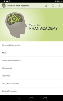 Khan academy stock options