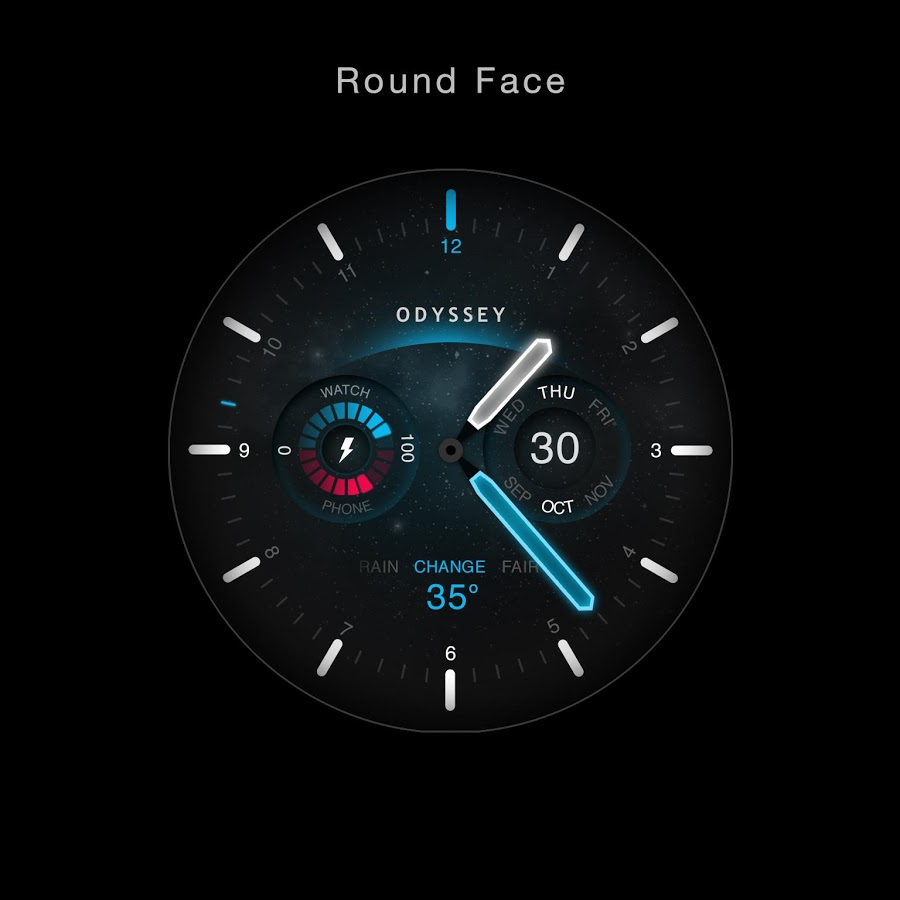 Android Digital Watches