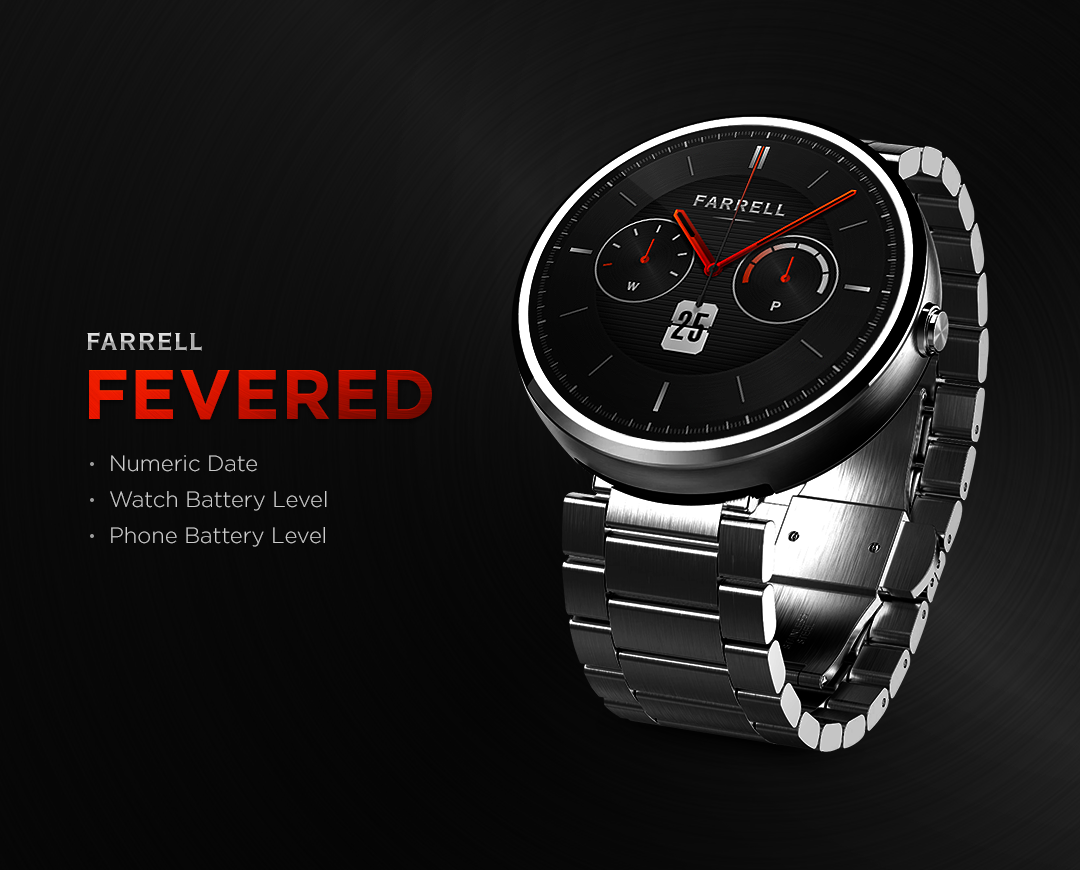 28 Best Android Wear Apps And Watch Faces From 3/10/15—4/21/15