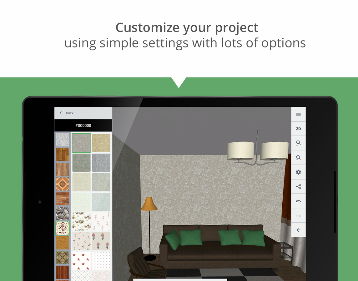 15 new and notable android apps and live wallpapers from Planner 5d home and interior design download