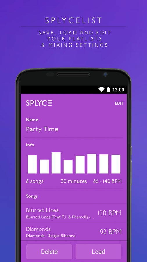 Splyce Mixes And Orders Your Songs By BPM, Acts Like A Cool