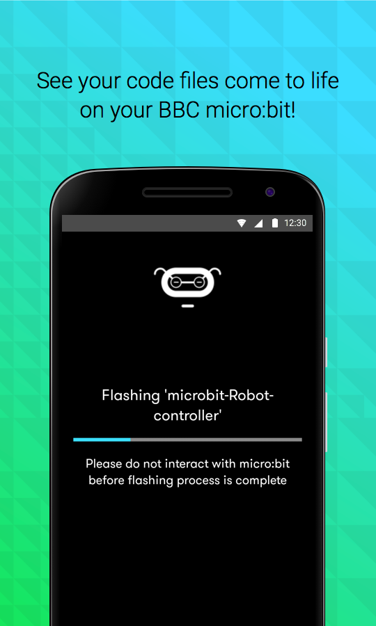application flashcode pour samsung