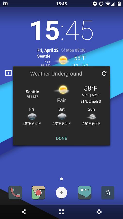 weather underground pro apk