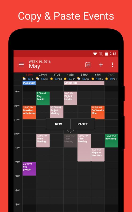 Calendar Live Wallpaper : New and notable android apps live wallpapers from
