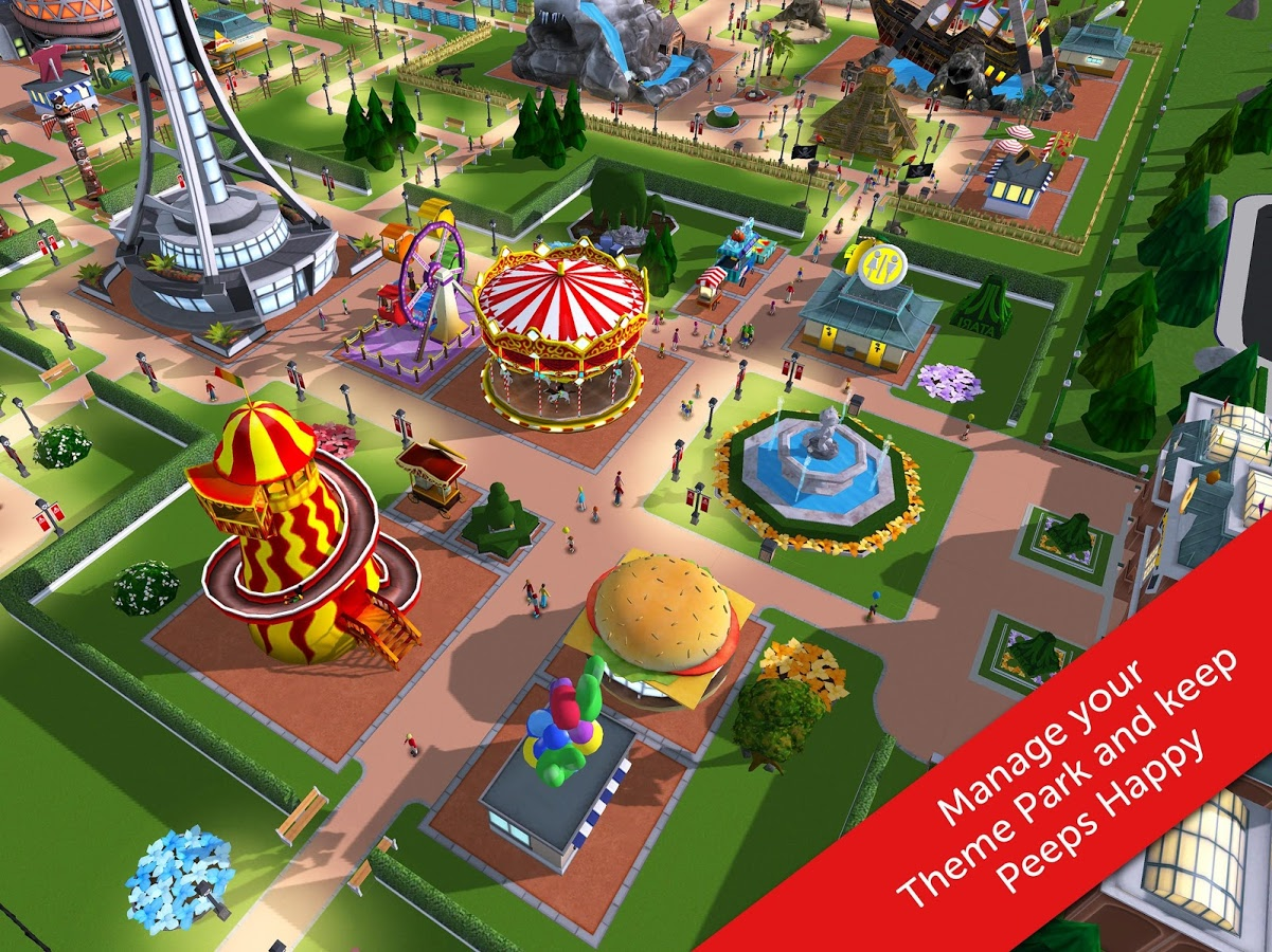 Following RollerCoaster Tycoon Classic, Atari launches RollerCoaster