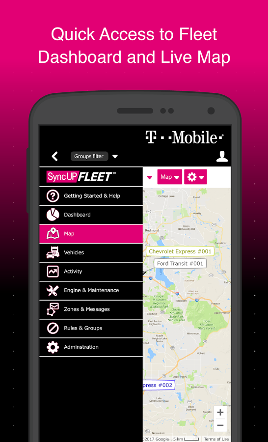 Mobile Tracking App Used By Police