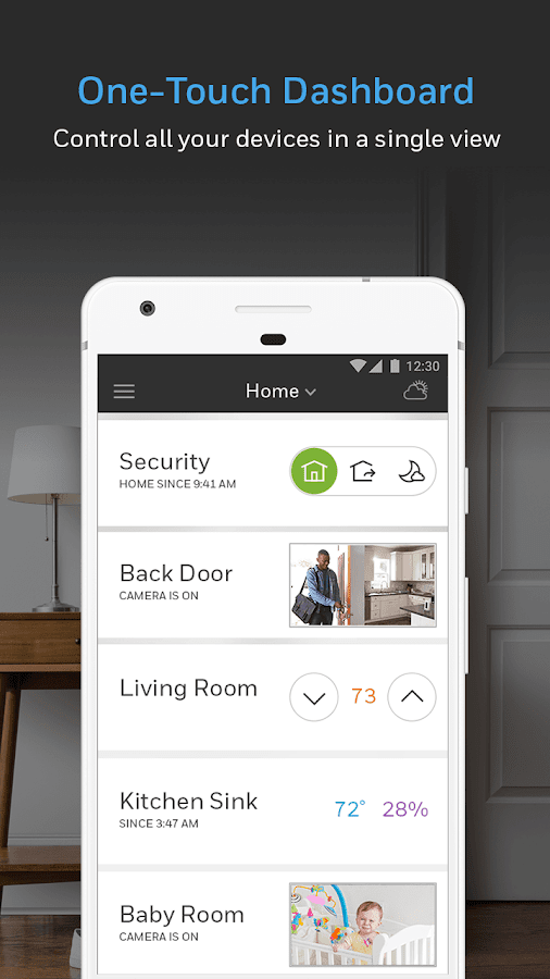 Honeywell replaces the Lyric app with Home, introduces paid