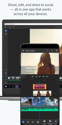 13 new and notable Android apps and live wallpapers from the last three weeks including Adobe Premiere Rush, Abstruct, and Tor Browser (5/4/19 - 5/25/19)
