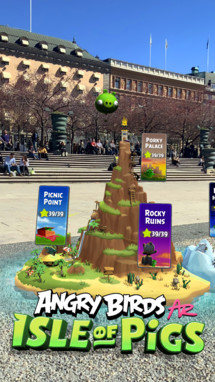 39 new Android games from the week of November 4, 2019: Angry Birds AR: Isle of Pigs, Soul Chase: Another World, and The Quest – Basilisk's Eye