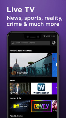 18 new and notable Android apps from the last two weeks including The Roku Channel, Universe in a Nutshell, and Trove (9/19/20 5