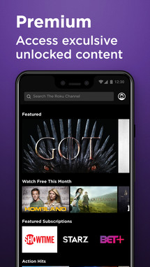 18 new and notable Android apps from the last two weeks including The Roku Channel, Universe in a Nutshell, and Trove (9/19/20 6